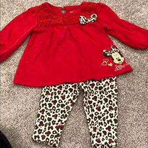 481ea6732 Disney Matching Sets | 36m Minnie Mouse Outfit | Poshmark